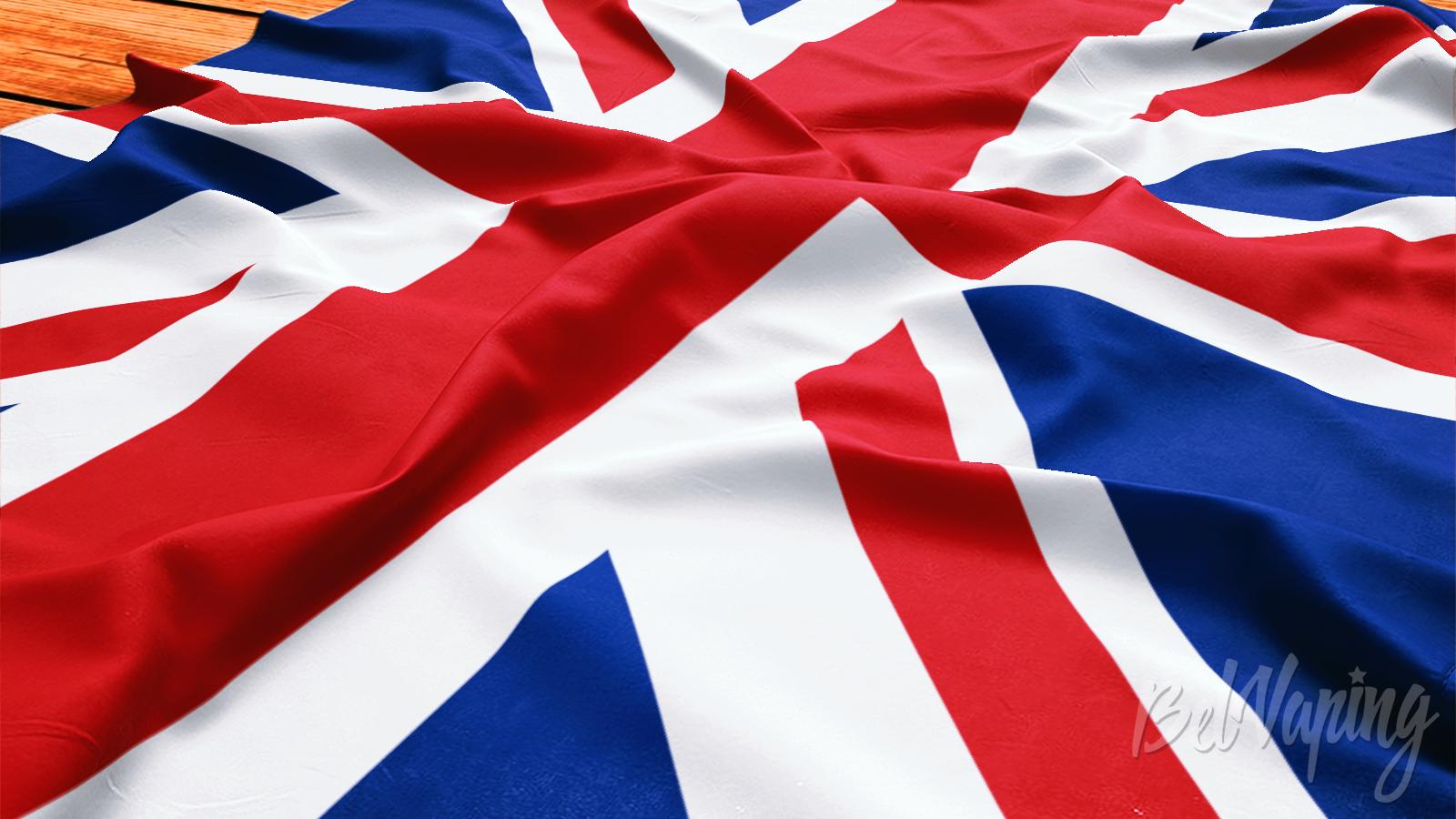 Сделано в Великобритании