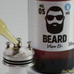 Жидкость для электронных сигарет BEARD Vape Co No. 05