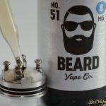 Жидкость для электронных сигарет BEARD Vape Co. No. 51