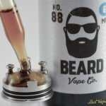 Жидкость для электронных сигарет BEARD Vape Co. No. 88