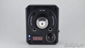 Coilmaster - Coilmaster - вид с атомайзером - режим прожига