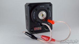 Coilmaster - измерение сопротивления отрезка кантала