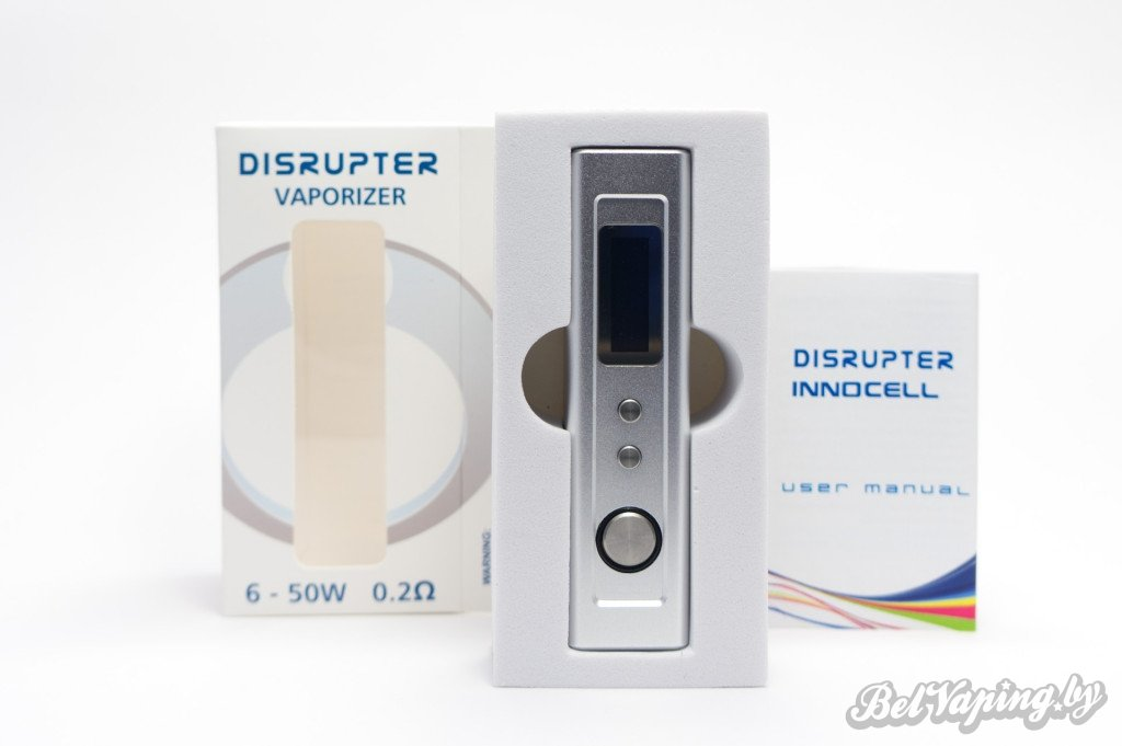Innokin Disrupter | Упаковка