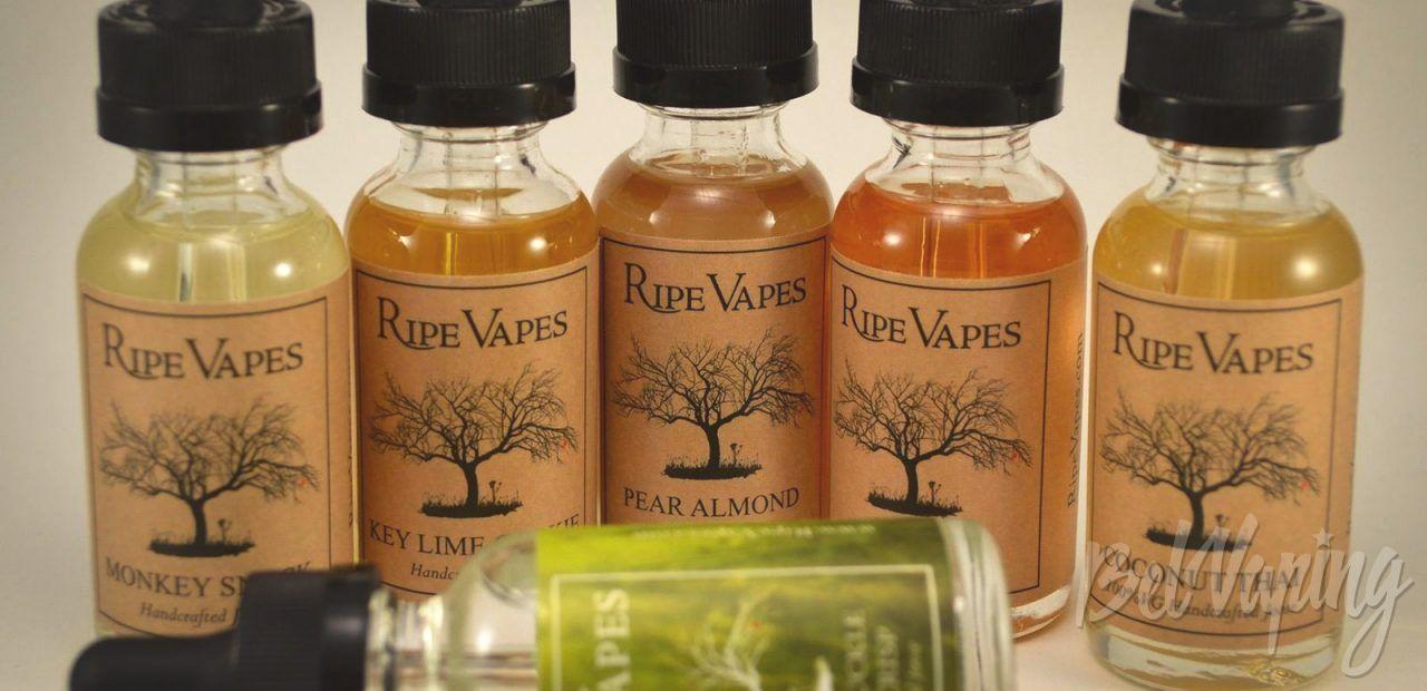 Обзор жидкости Ripe Vapes