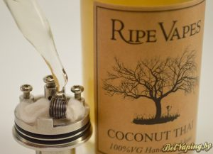 Ripe Vapes - Coconut Thai