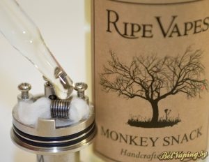 Ripe Vapes - Monkey Snack