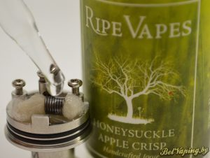 Ripe Vapes - Honeysuckle Apple Crisp