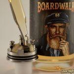 Жидкости для электронных сигарет Boardwalk - CPT. Crusty