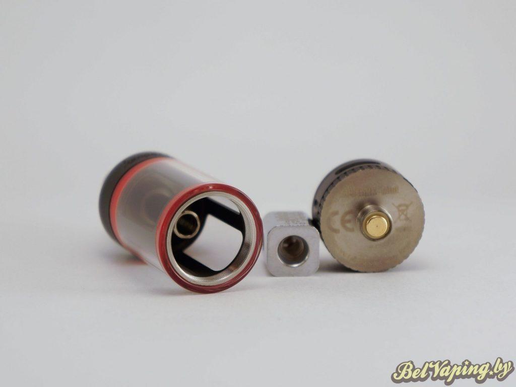 Металл черного SUBTANK Mini