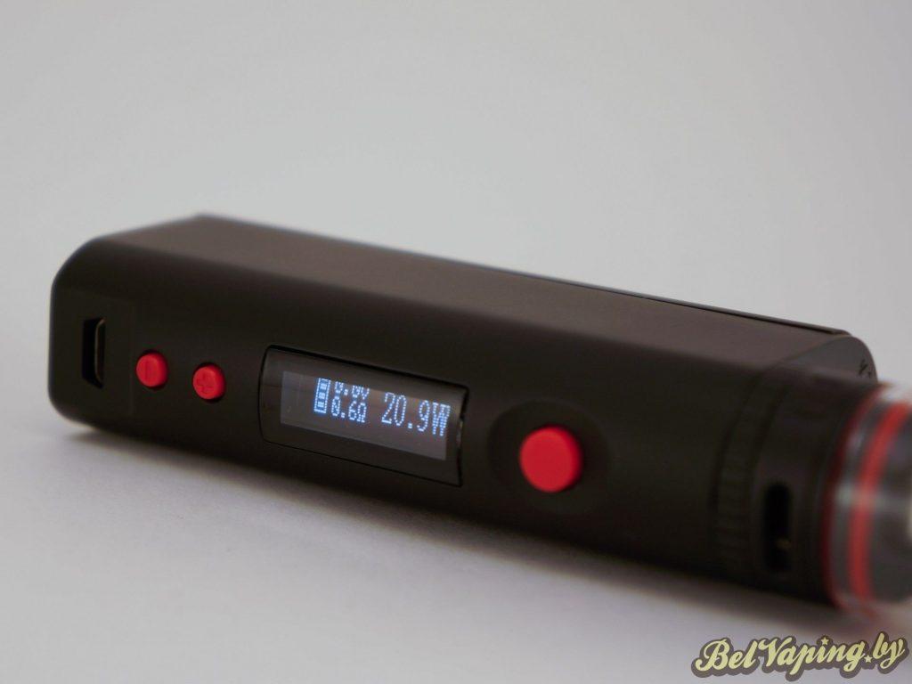 Дисплей черного KBOX Mini