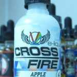 Жидкость для электронных парогенераторов CROSSFIRE - APPLE (яблоко) от SvoёMesto