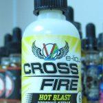 Жидкость для электронных парогенераторов CROSSFIRE - HOT BLAST (горячий взрыв) от SvoёMesto