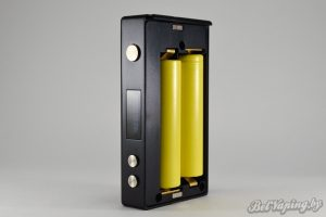 Обзор Cloupor GT | Внешний вид с аккумуляторами