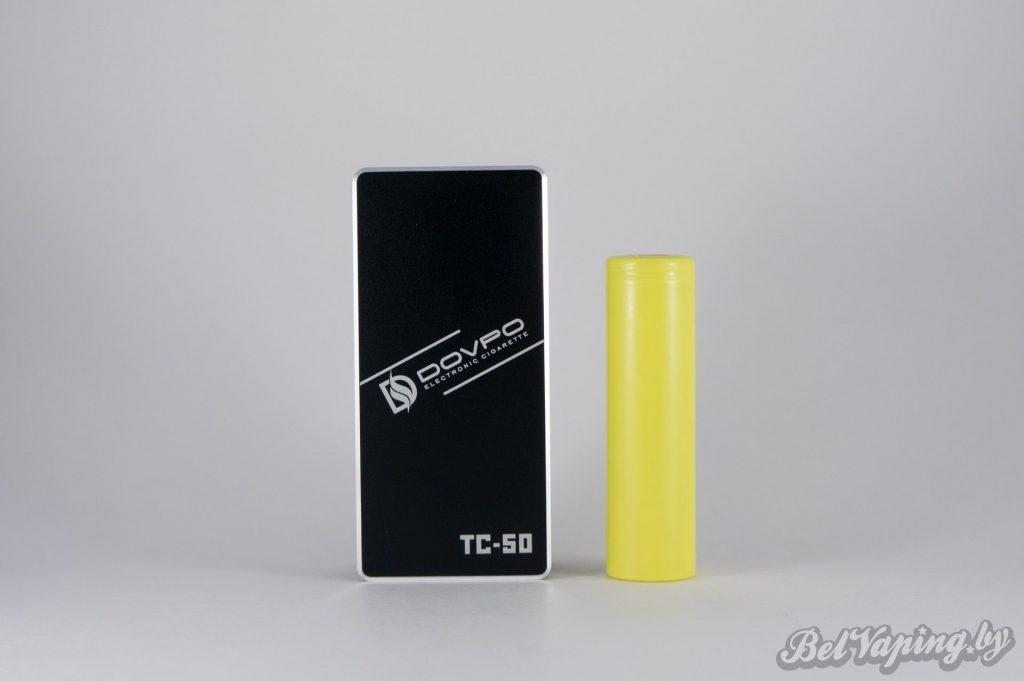 DOVPO TC-50 - Размеры