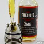 Жидкости для электронных сигарет Frisco Vapor PRESIDO
