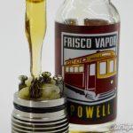 Жидкости для электронных сигарет Frisco Vapor POWELL