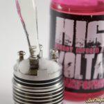 Жидкость для электронных сигарет HIGH VOLTAGE VAPORZ - Transformer