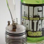 Жидкость для электронных сигарет HIGH VOLTAGE VAPORZ - Diode
