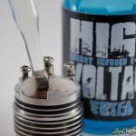 Жидкость для электронных сигарет HIGH VOLTAGE VAPORZ - Tesla