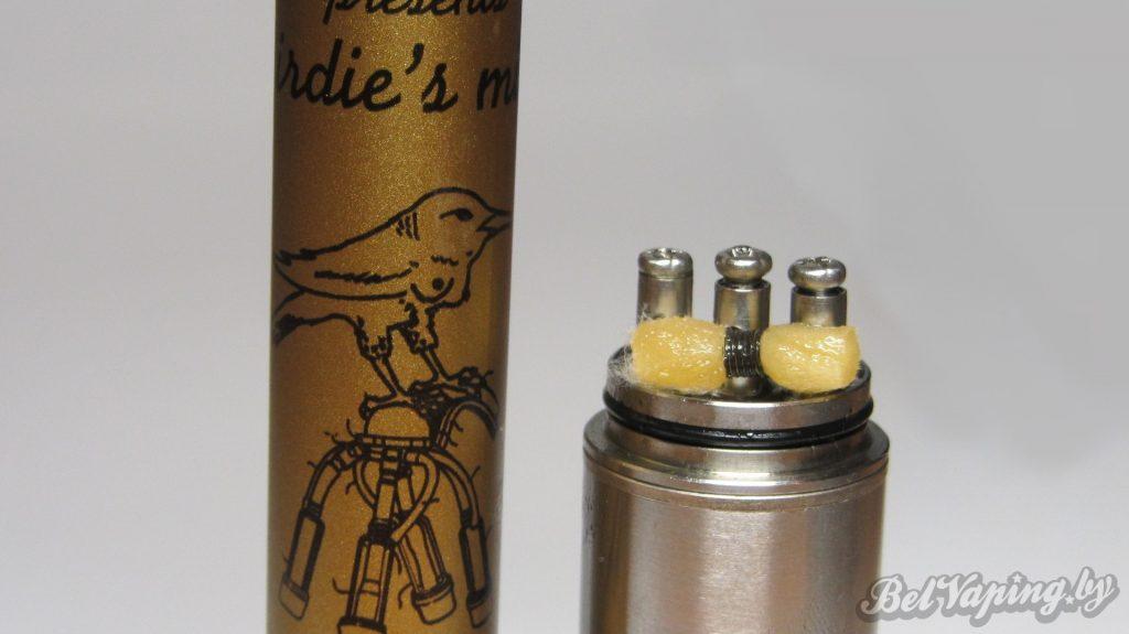 Жидкости для электронных сигарет SKILLS BIRDIES MILF