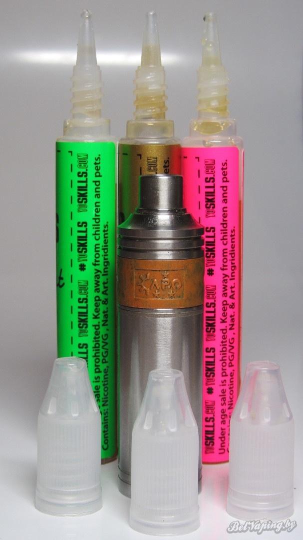 Жидкости для электронных сигарет SKILLS