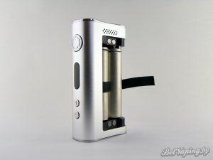 Установка аккумуляторов в Eleaf iStick 100W
