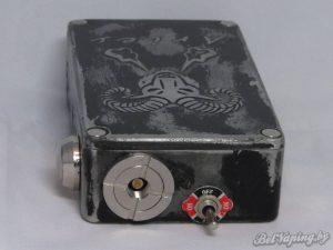 Боксмод от MCVS коннектор и переключатель