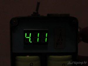 Боксмод от MCVS вольтметр