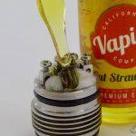 Жидкость для электронных сигарет California Vaping Company - Cut Strawberry