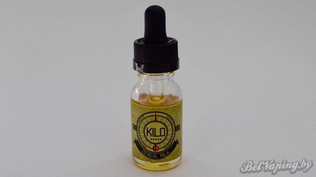 Жидкость для электронных сигарет KILO - Cereal Milk