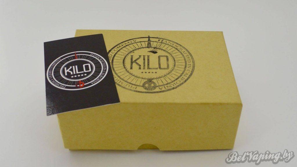 Жидкости для электронных сигарет KILO