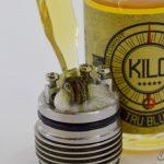 Жидкость для электронных сигарет KILO - Tru Blue