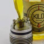 Жидкость для электронных сигарет KILO - Kiberry Yogurt