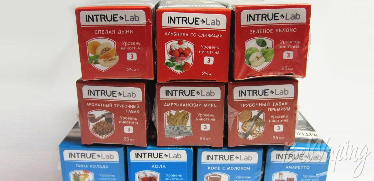 Обзор жидкостей INTRUE Lab Classic