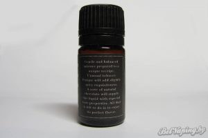 Жидкости Crunch Coil - Perique, описание