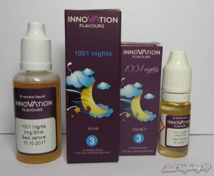 Жидкость Innovation Flavours. Вкус 1001 Nights