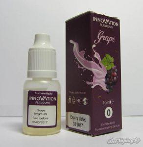 Жидкость Innovation Flavours. Вкус Grape (Виноград)