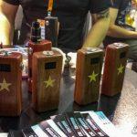 Che Customs на VAPEXPO 2015 в Москве 4 и 5 декабря
