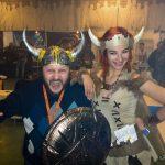 Девушки на VAPEXPO 2015 в Москве 4 и 5 декабря