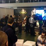 Люди на VAPEXPO 2015 в Москве 4 и 5 декабря