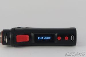 Блокировка сопротивления в 75W Vaporesso TARGET VTC Box Battery