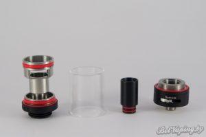 Разбор бака Vaporesso TARGET Ceramic CCELL Tank