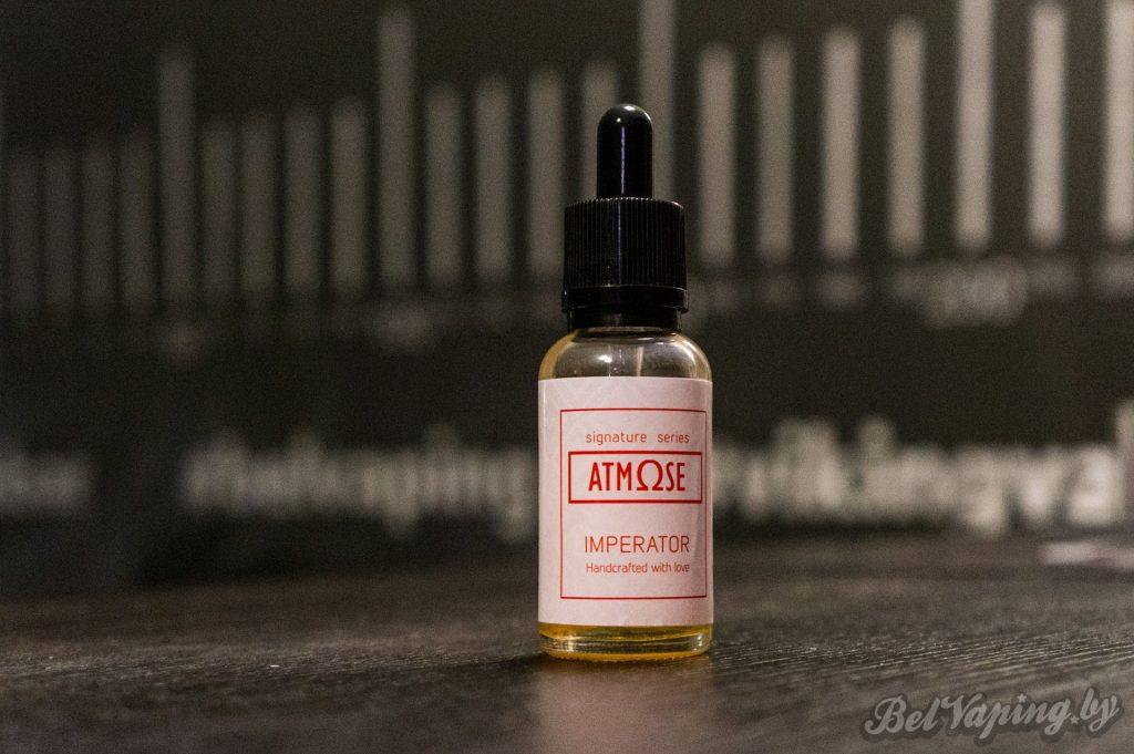 Жидкости для электронных сигарет ATMOSE IMPERATOR