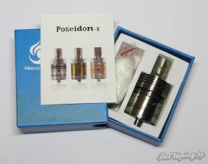 POSEIDON 2 RDA комплект поставки