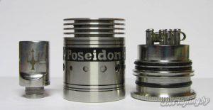 POSEIDON 2 RDA частичная разборка