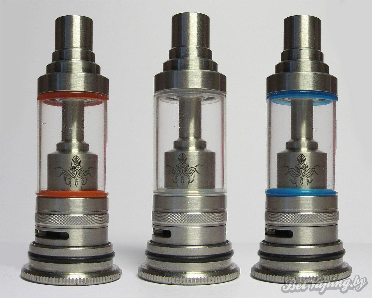 CTHULHU 2 RTA три вида уплотнительных колец