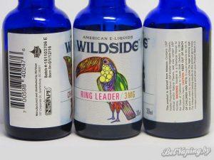 Жидкости NicVape Серия Wildside