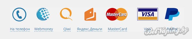 Доступные сервисы выплат кэшбэка из Cash4brands