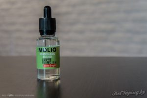 Жидкость MOLIQ Dripper Line - Lemonade Blush