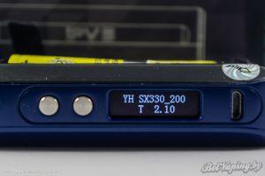Название платы и версия прошивки в Pioneer4You IPV5 200W